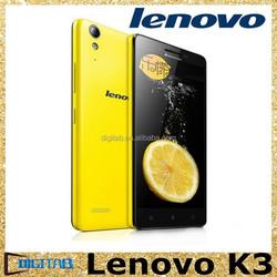 Original lenovo lemon k3 smart phone 5.0 inch Quad Core 1GB/16GB Android4.4 Unlocked lenovo k3 mobile