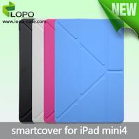 2016 new sublimation smart case for iPad mini4