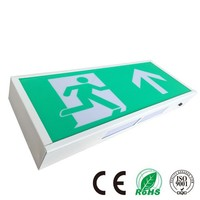 Exit Led Used Emergency Light Bars with Running Man 30 LED Exit Sign