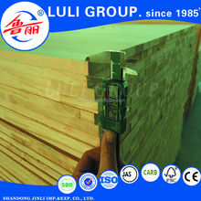 Luli Brand Pine/Rubber Wood finger joint lumber board