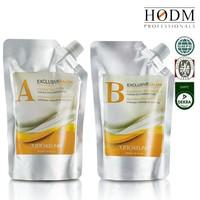 Hair treatment hair perm Split End Binding straightening lotion in 500ml pack wholesale