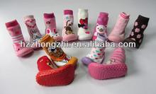 de silicio de niño zapatos deslizador del calcetín