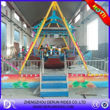 Excellent quality professional colorful pirate ship for sale