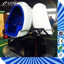 2015 Most Attractive 3 Blue Seats 7D 8D 9D 11D 12D Indoor Amusement Game Machine