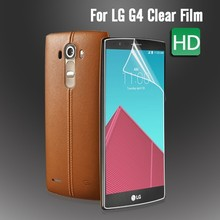 High Quality Anti-scratch high Transparency Film Screen Protector for Lg g4