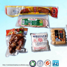 High Barrier Food grade vacuum packing bags for meat/chicken/hot spicy food/fish/junk food