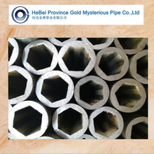 Cold Drawn ASTM A519 4130 Seamless Steel Pipe 6 HEX inner shape