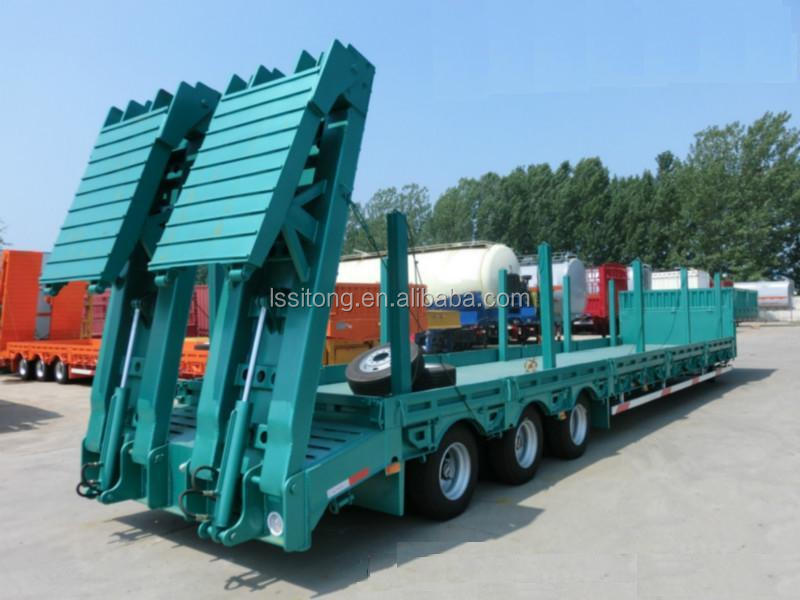 low bed trailer price 1