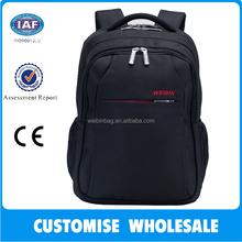 Clear convertible zipper layer laptop backpack
