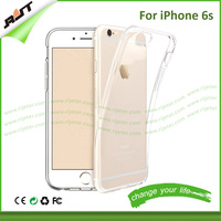 Ultra Thin Premium Semi-transparent Lightweight Exact Fit Soft TPU Phone Case for iPhone 6S