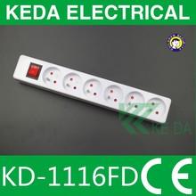 european type/standard extension socket extension cord socket