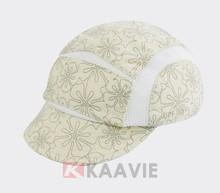 2015 new floral hat cotton kids children hats pink baby sport cap