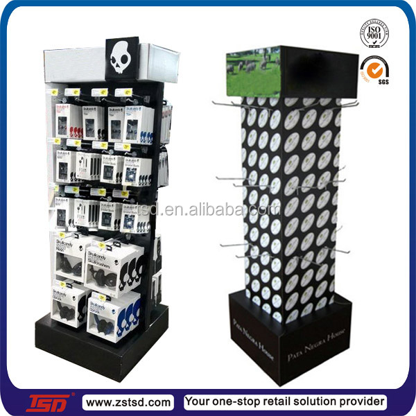 Mobile Phone Accessories Display Stand