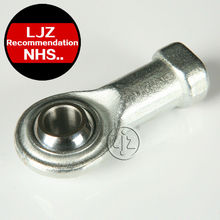 Steel to steel Mantainance free rod ends Bearing Female Right and Left thread Size from 4mm to 20mm