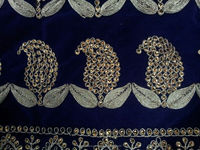 Embroidery Lace Indian Suits