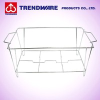 Buffet Area Self Service Wire Chafer Frame
