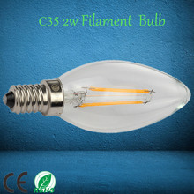 2015 new product 360 degree 4w e27 led filament bulb,4w e26 4w led filament light, led filament lamp