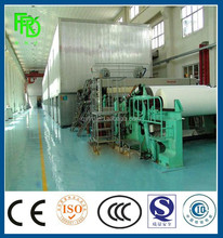 Best quality culture paper copy paper a4 paper making machine
