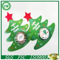 Christmas cupcake liners baking cups cake cups and cases