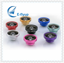 good quality Colorful Super Wide 0.4x Angle phone camera Lens for smart phones