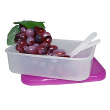 Plastic crisper and Food Container with microwave