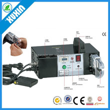 EM-6B3 crimping & cutting & stripping machine for different cable lugs /Pedal electric type terminal crimping machine