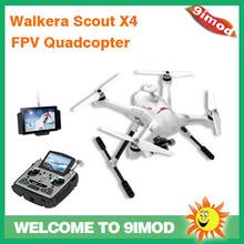 Walkera Quadcopter Scout X4 with DEVO F12E FPV 3 Version for Gopro Camera Multi-purpose plane