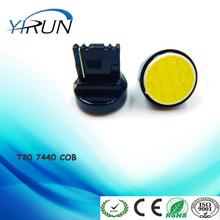 High Power T20 cob 7440 led Car stop Backup light Reverse light