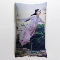 Factory Wholesale Quality 3D custom Star Zhao Liying printing dakimakuar TV Drama The Journey of Flower body pillow DS1113