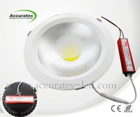 AC85-265V factory direct sales high lumen cob 30w led down light