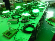 dmx rgb led pool lights, 36W rgb led swimming pool light IP68