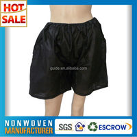 Unisex Disposable Nonwoven Womens Panties For Men