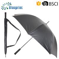Carbon Fiber Durable Custom Design Costco Golf Umbrella With Straps