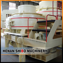 High efficiency sand making machine with ISO9001:2008 certificate