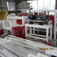 Gypsum cardboard sheet production line