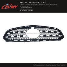 plastic injection auto parts mould car grille mould made in huangyan