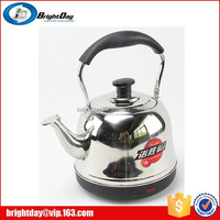China factory cheaper stainless steel electric kettle