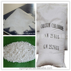 Industrial Grade Dihydrate Calcium Chloride for Oil Field