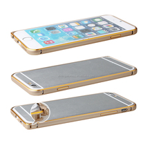 Good Quanlity Double Color Metal Bumper for iphone6