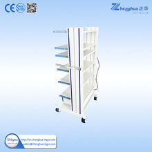 CE and ISO Cheapest best hospital medication ABS trolley manufacturers for sale