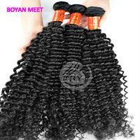 China Wholesale Cheap 5A Brazilian Jerry Curl Human Hair For Braiding