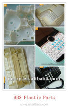 ABS Plastic Rapid prototype , bring your project to life