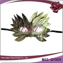nice good quality custom handicraft masks decorations party mask theme party mask