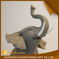 Trustworthy china supplier box good quality elephant mini garden animal wedding gifts