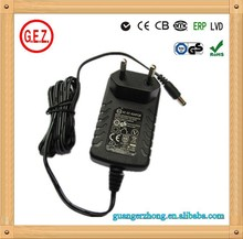 12v 1a ac/dc power adapter