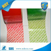 ZOLO factory direct & high quality cartons sealing tape, security tape