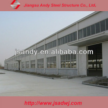 BV Certificated Low Cost Prefabricated Warehouses in Dubai