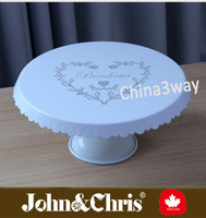 stand for wedding cake/3 tier cake stand