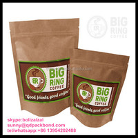 High Quality Starbucks Coffee Packaging Bag With Valve
