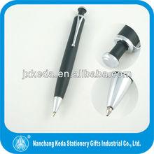 black click action pen ,promotional metal pen,gift pen ,click pen